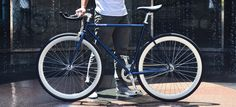 About Fixed Gear Bicycles | Pure Fix Cycles