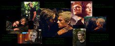 The Hunger Games Fan Art: Peeta and Katniss Hunger Games Humor, Hunger Games Catching Fire, Tribute Von Panem, Katniss And Peeta, Mockingjay, Children, Kids, Fandoms, Fan Art