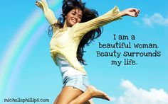 Affirmations-The Beauty Blueprint