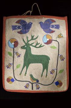 Yakima. Bag circa 1900. Washington. National Museum of the American Indian (Smithsonian)