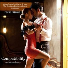 #Focus #Fridays – #Compatibility: Currently, I am taking #Salsa Dance class Level 2 and absolutely love this #dance. Level 2 continues to build from the foundational basics we learned in Level 1, and is filled with fast turns, 'style' and plenty of #flair. During class we have an opportunity to dance with everyone because we rotate #partners to practice and although we are learning the same dance the experience varies so much with each partner. In salsa, the #men lead therefore their…