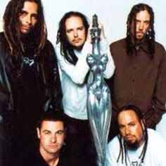 One of my fav #bands #korn