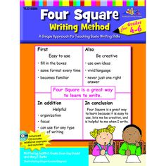 FOUR SQUARE WRITING METHOD GR 4-6