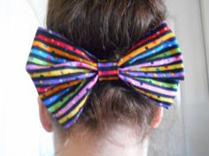 FUN FUN FUN Darling multicolor stripped hair by TheDABcollection, $3.99