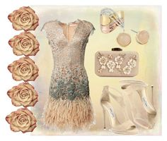 """""""formal"""" by sissy-30 ❤ liked on Polyvore featuring Matthew Williamson, Jimmy Choo and Cole Haan"""
