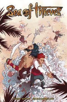 Sea of thieves (of cvr a zanfardino Sea Of Thieves, Good News Stories, Epic Story, Game Art, Thor, Pirates, Comic Books, Marvel, Adventure
