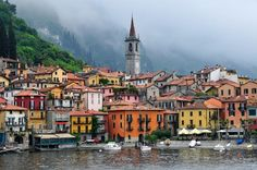 Varenna, Italy on Lake Como...... this is the place that made me truly fall in love with Italy when I was 14.
