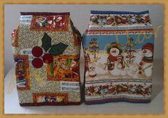 Para decorar sua mesa de Natal, capa para cobrir o panetone confeccionada em tecido 100% algodão, estruturada com manta acrílica. Pode ser lavada à máquina.  ................................... Importante ................................................  Para produtos sob encomenda:  É importante...