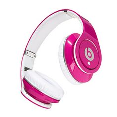 Beats by Dr. Dre Headphones.......Ry & I listened to them at Best Buy and as crazy as it sounds, it would be worth the money.