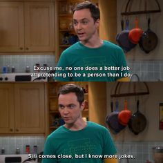 I love Tbbt and these memes are just awesome Big Bang Theory Quotes, Big Bang Theory Funny, The Big Band Theory, Big Bang Memes, Tv Quotes, Movie Quotes, Lol, Best Tv Shows, Bigbang