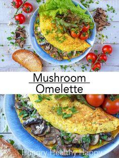 This Mushroom Omelet