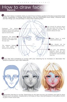how to draw the human head tutorial