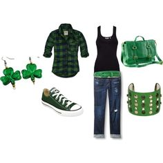 St. Patrick's Day, created by kirstied
