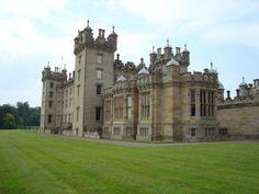 kerr castle in scotland - my heritage!!