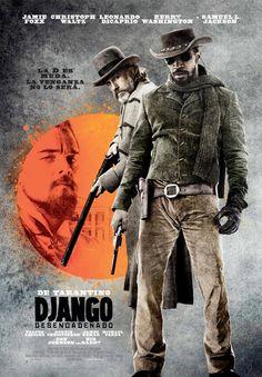 #DjangoDesencadenado #DjangoUnchained
