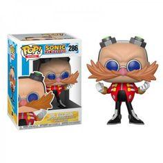 Figura Funko Pop Sonic The Hedgehog Dr. Eggman