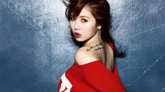 Kim Hyuna Hot Ice Cream