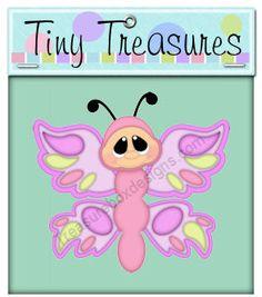Tiny Treasures (Butterfly)