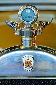 1928 Pierce-Arrow Boyce MotoMeter Hood Ornament