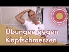 Was hilft gegen Kopfschmerzen - Übungen mit Schmerzspezialist Roland Liebscher-Bracht - YouTube