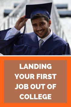 How to Land Your First Job Out of College - Moving Insider Moving Truck Rental, Creating A Portfolio, Perfect Resume, First Job, Mixed Emotions, Like U, Professional Website, Create Website, First Step