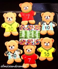 FIFA World Cup 2014 Cookies