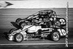 #WingedWednesday #POTD102 Levi Jones 10   Eric Gordon 2   2011.10.15   Toledo Speedway