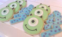Monsters Inc. Cookies