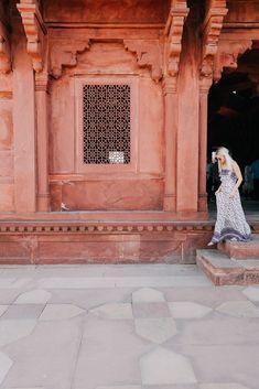 Aspyn Ovard - We Went to India! // blog post