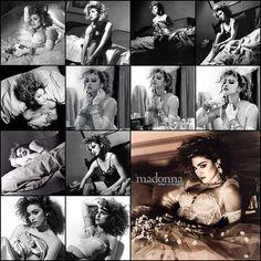 Like A Virgin artwork collage Madonna 80s Fashion, 1980s Madonna, Madonna Albums, Madonna Photos, Madonna Looks, Madona, Top 10 Hits, Star Wars, Madonna 80s