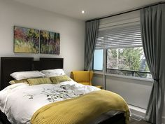 We are a Toronto-based home decorating studio focusing on window coverings, general contracting, home consulting, and upholstery. Window Coverings, Window Treatments, Upholstery, Windows, Bed, Furniture, Home Decor, Stream Bed, Window Dressings