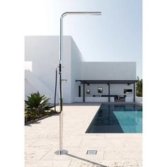 Solar, Kartell, Outdoor, Design, Outdoor Pool Shower, Italian Home, Outdoor Swimming Pool, Outdoors