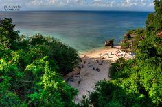 Padang Padang Beach in Bali, Indonesia. www.jayme.me