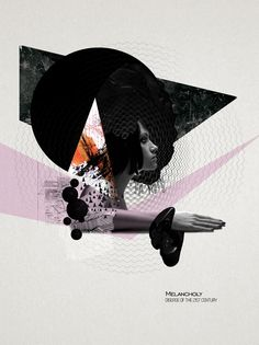 Artworks 2013 by Marios G. Kordilas, via Behance
