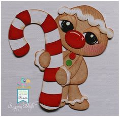 Candy Cane Ginger
