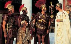 """""""He has a wife you know..."""" Life of Brian, denounced as blasphemous when first released and still pants-wettingly funny."""