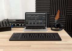 Seaboard RISE is the latest product from ROLI. We have featured the previous musical instrument Seaboard GRAND, this time, RISE incorporates the same interface to bring you a universally accessible MIDI controller.