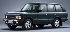 The First Range Rover Autobiography Will Always Be The Finest