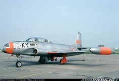 Lockheed T-33A aircraft picture
