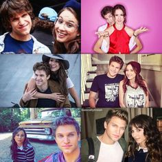 Omg I ship TREEGEN (Keegan and Troian) or SPOBY (Spencer and Toby) ❤