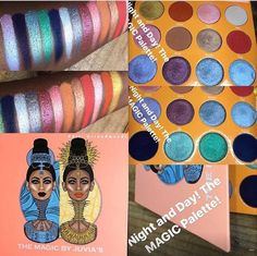New Juvia's Place The MAGIC Palette