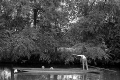 Paddy Summerfield captured students at leisure — and in states of loneliness.