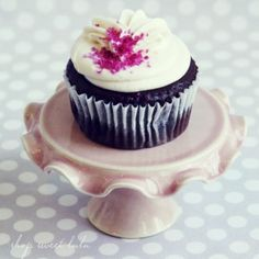 $28 Individual Cupcake Stand - So cute for a dinner party table setting.