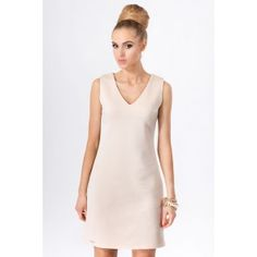 Betty 2 Dress in Urban Stretch Wool Beige, Manga, Dresses For Work, Work Outfits, Stretches, Urban, Wool, Fashion, Dresses