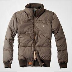 Ralph Lauren Men Black Mesh Hoody Polo Full Zip Jackets