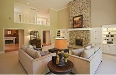 Guest House Livingroom Cozy Family Room Right Off The