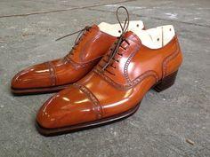 Riccardo Bestetti's New English Chisel Toe