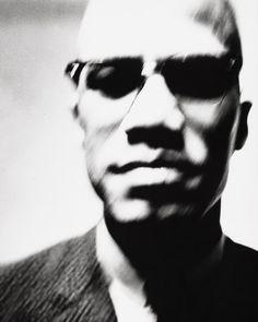 Malcolm X by Avedon