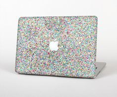 The Colorful Small Sprinkles Skin for the Apple by TheSkinDudes