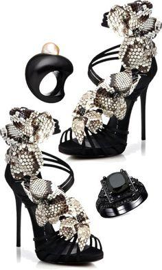 Giuseppe Zanotti Sandals SS 2015 Shoes